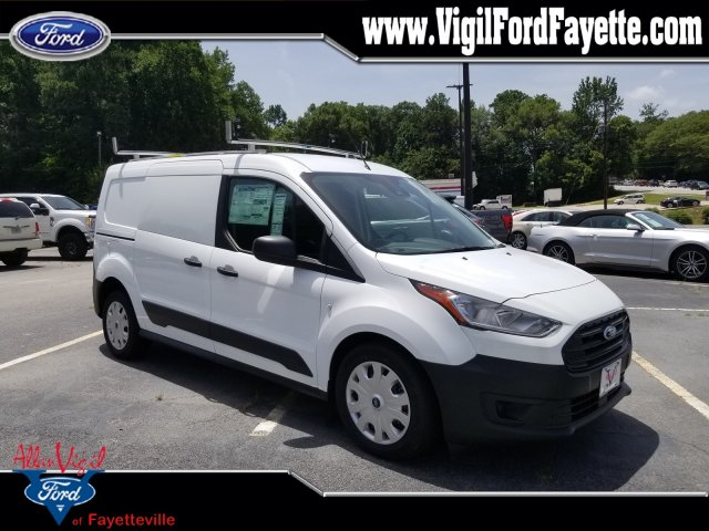 2019 Transit Connect 4x2,  Upfitted Cargo Van #L7015 - photo 1