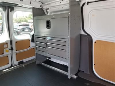 2019 Transit Connect 4x2,  Adrian Steel Commercial Shelving Upfitted Cargo Van #L7016 - photo 3