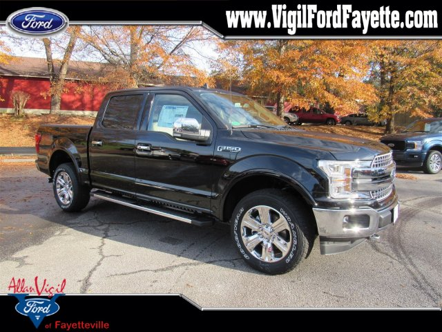 2019 F-150 SuperCrew Cab 4x4,  Pickup #L7054 - photo 1