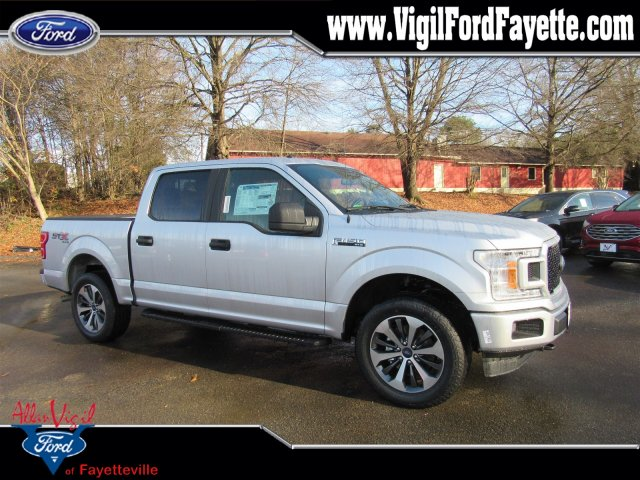 2019 F-150 SuperCrew Cab 4x4,  Pickup #L7074 - photo 1