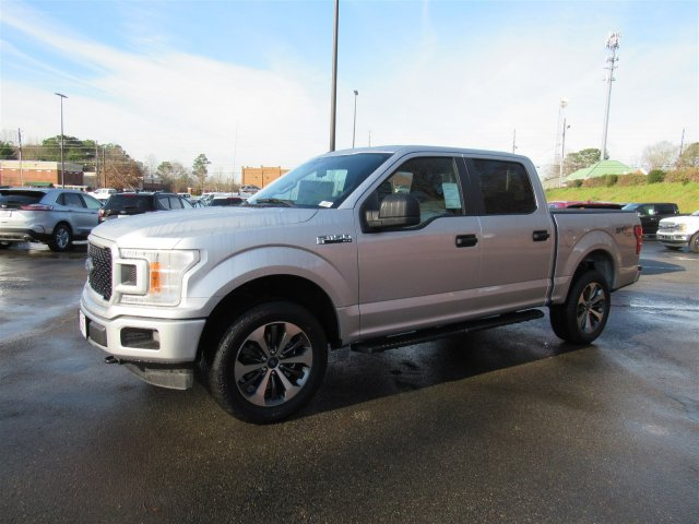 2019 F-150 SuperCrew Cab 4x4,  Pickup #L7074 - photo 4