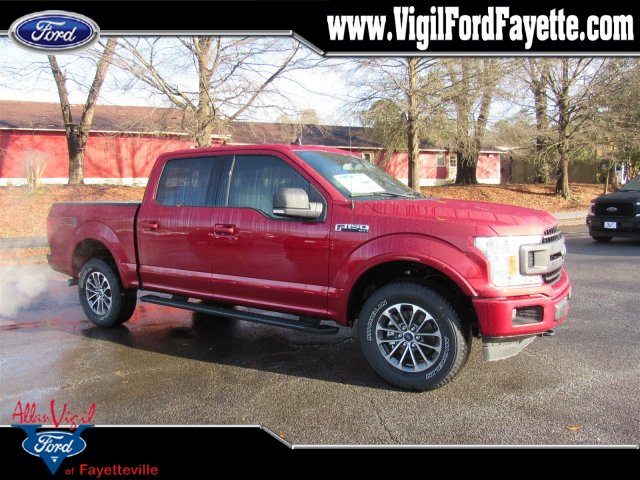 2019 F-150 SuperCrew Cab 4x4,  Pickup #L7082 - photo 1