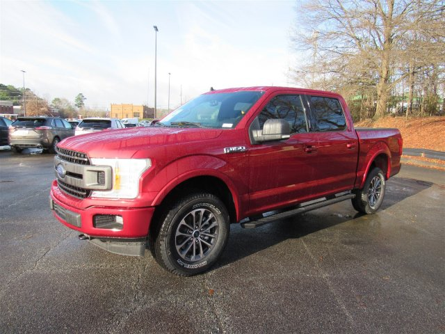 2019 F-150 SuperCrew Cab 4x4,  Pickup #L7082 - photo 4