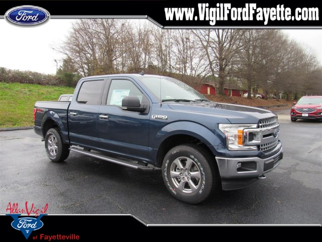 2019 F-150 SuperCrew Cab 4x4,  Pickup #L7090 - photo 1