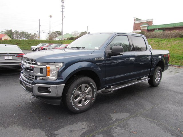 2019 F-150 SuperCrew Cab 4x4,  Pickup #L7090 - photo 4