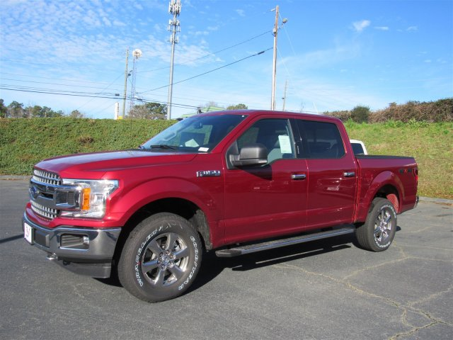 2019 F-150 SuperCrew Cab 4x4,  Pickup #L7092 - photo 5