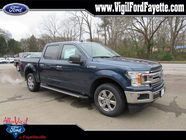 2019 F-150 SuperCrew Cab 4x2,  Pickup #L7102 - photo 1