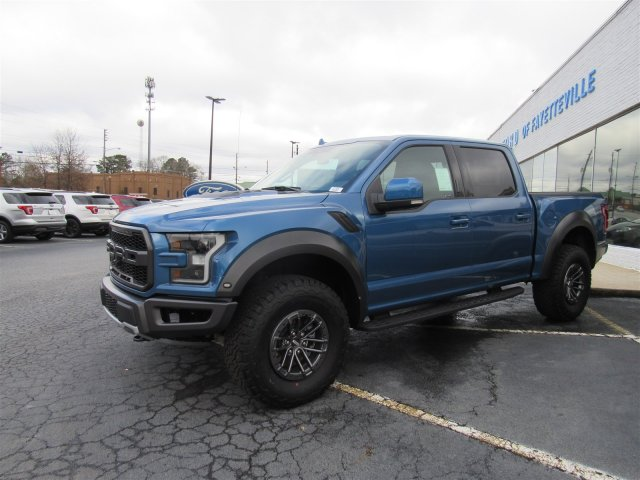 2019 F-150 SuperCrew Cab 4x4,  Pickup #L7109 - photo 4