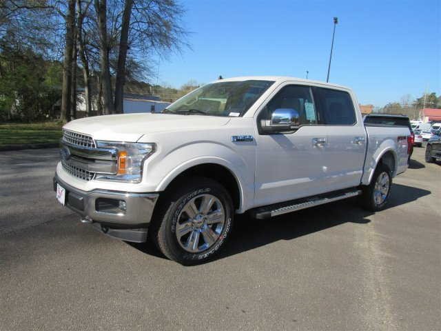 2019 F-150 SuperCrew Cab 4x4,  Pickup #L7124 - photo 4