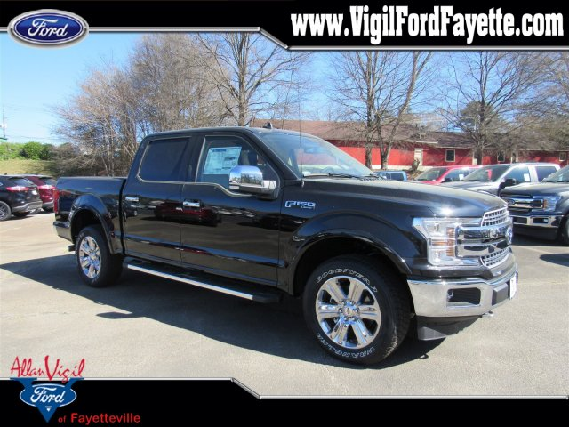 2019 F-150 SuperCrew Cab 4x4,  Pickup #L7141 - photo 1