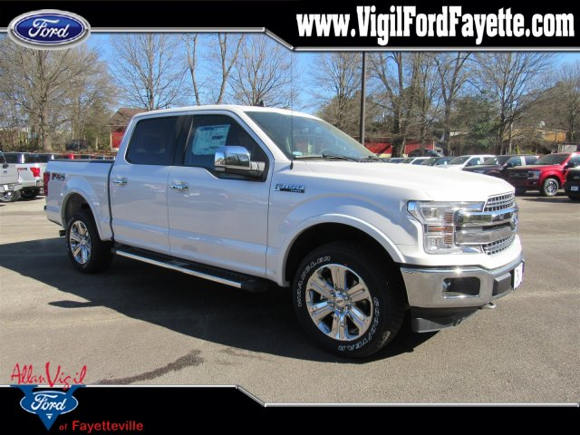 2019 F-150 SuperCrew Cab 4x4,  Pickup #L7155 - photo 1