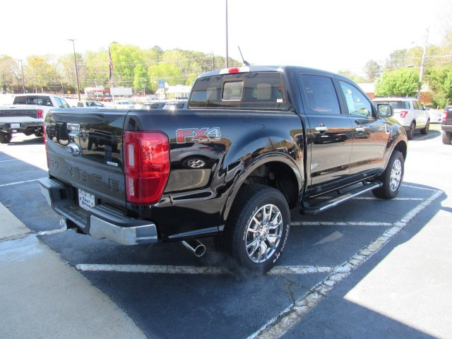 2019 Ranger SuperCrew Cab 4x4, Pickup #L7172 - photo 2