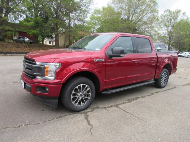 2019 F-150 SuperCrew Cab 4x2,  Pickup #L7194 - photo 4