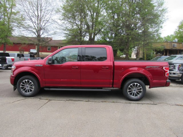 2019 F-150 SuperCrew Cab 4x2,  Pickup #L7194 - photo 5