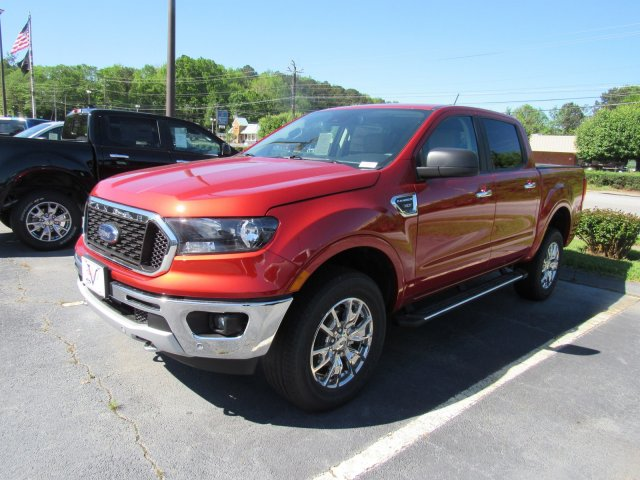 2019 Ranger SuperCrew Cab 4x2,  Pickup #L7201 - photo 4