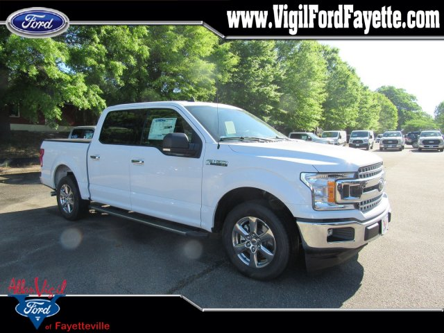 2019 F-150 SuperCrew Cab 4x2,  Pickup #L7203 - photo 1
