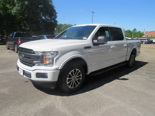 2019 F-150 SuperCrew Cab 4x2,  Pickup #L7229 - photo 4