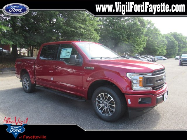 2019 F-150 SuperCrew Cab 4x2,  Pickup #L7240 - photo 1