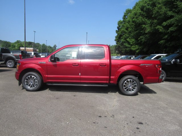 2019 F-150 SuperCrew Cab 4x2,  Pickup #L7240 - photo 5