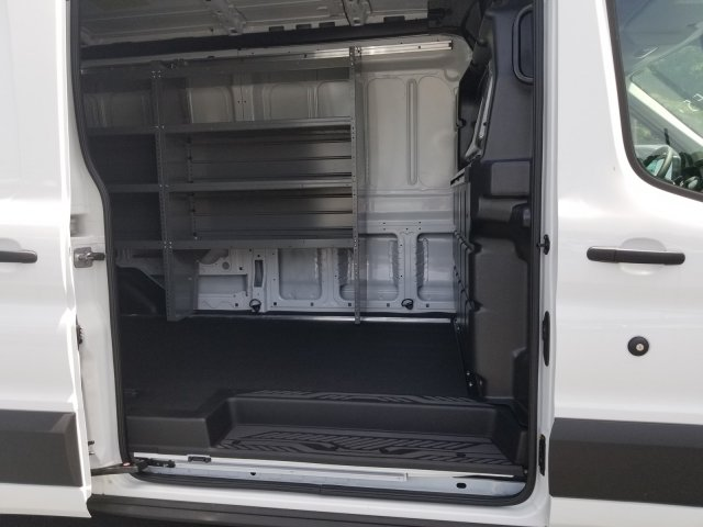 2019 Transit 250 Med Roof 4x2,  Adrian Steel Commercial Shelving Upfitted Cargo Van #L7276 - photo 17