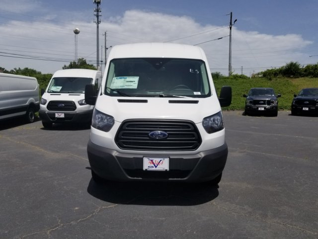 2019 Transit 250 Med Roof 4x2,  Adrian Steel Commercial Shelving Upfitted Cargo Van #L7276 - photo 3