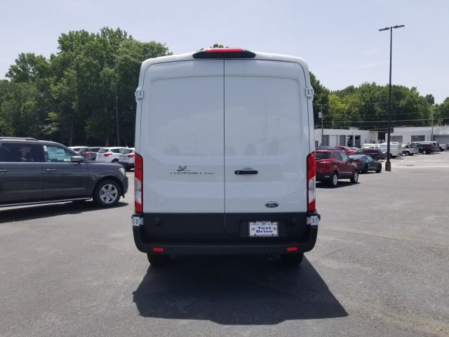 2019 Transit 250 Med Roof 4x2,  Adrian Steel Commercial Shelving Upfitted Cargo Van #L7276 - photo 7