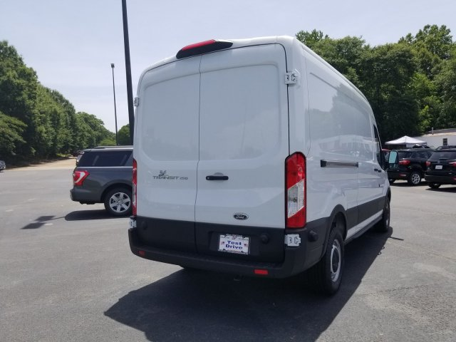 2019 Transit 250 Med Roof 4x2,  Adrian Steel Commercial Shelving Upfitted Cargo Van #L7276 - photo 8