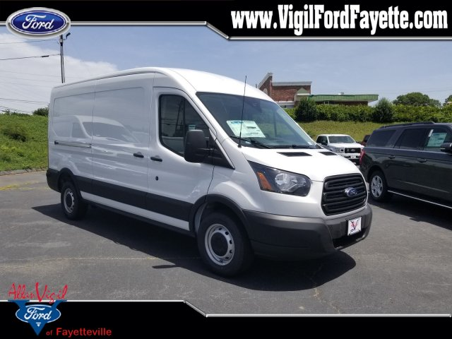 2019 Transit 250 Med Roof 4x2,  Adrian Steel Upfitted Cargo Van #L7276 - photo 1
