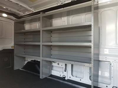 2019 Transit 250 Med Roof 4x2,  Adrian Steel Commercial Shelving Upfitted Cargo Van #L7276 - photo 2