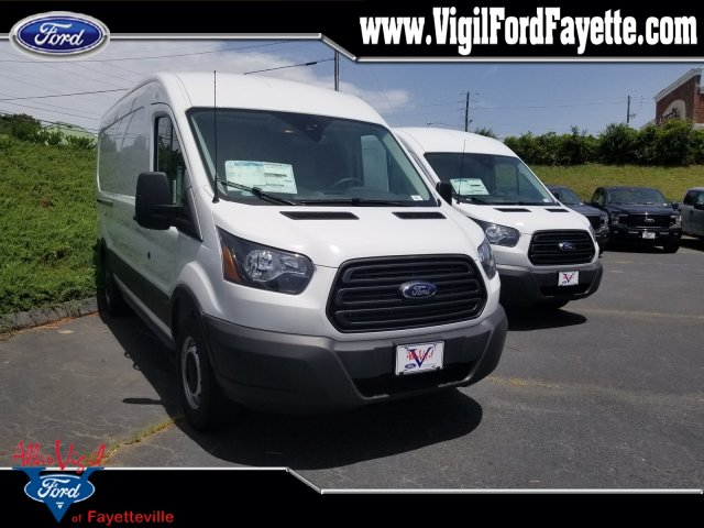 2019 Transit 250 Med Roof 4x2,  Adrian Steel Upfitted Cargo Van #L7277 - photo 1