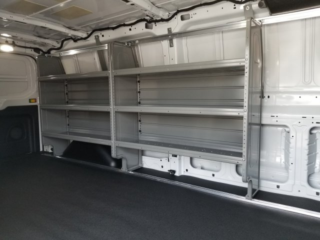 2019 Transit 250 Low Roof 4x2,  Upfitted Cargo Van #L7278 - photo 1