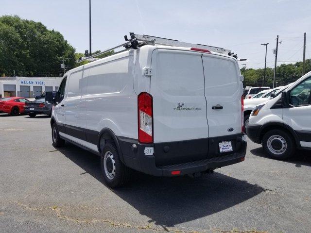 2019 Transit 250 Low Roof 4x2,  Adrian Steel Base Shelving Upfitted Cargo Van #L7278 - photo 6