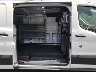 2019 Transit 250 Low Roof 4x2,  Adrian Steel Base Shelving Upfitted Cargo Van #L7278 - photo 17