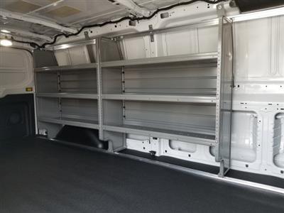 2019 Transit 250 Low Roof 4x2,  Adrian Steel Base Shelving Upfitted Cargo Van #L7278 - photo 2