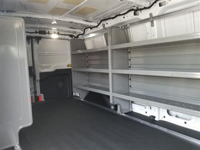 2019 Transit 250 Low Roof 4x2,  Adrian Steel Base Shelving Upfitted Cargo Van #L7278 - photo 18