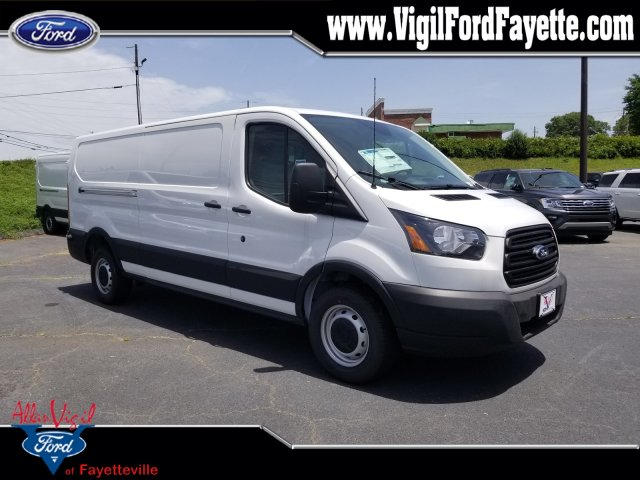 2019 Transit 250 Low Roof 4x2,  Upfitted Cargo Van #L7279 - photo 1