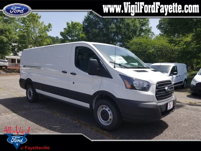 2019 Transit 250 Low Roof 4x2,  Upfitted Cargo Van #L7280 - photo 1
