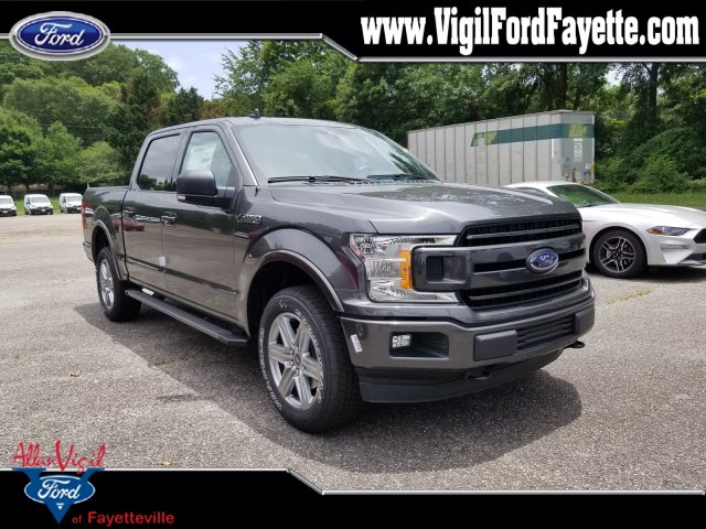2019 F-150 SuperCrew Cab 4x4, Pickup #L7295 - photo 1