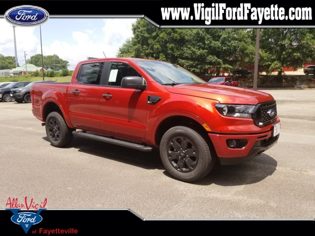 2019 Ranger SuperCrew Cab 4x2,  Pickup #L7352 - photo 1