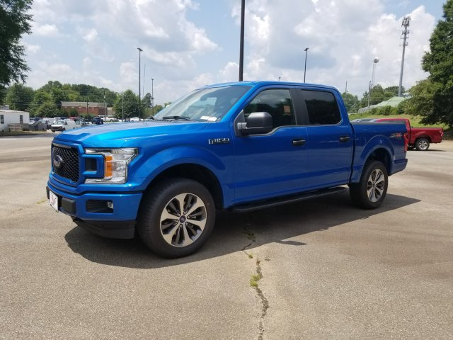2019 F-150 SuperCrew Cab 4x4,  Pickup #L7355 - photo 4