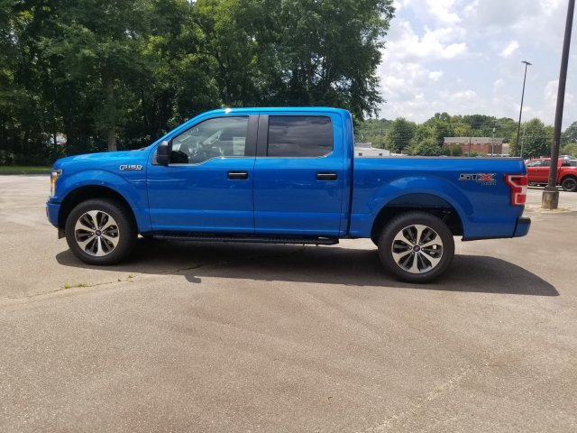 2019 F-150 SuperCrew Cab 4x4,  Pickup #L7355 - photo 5
