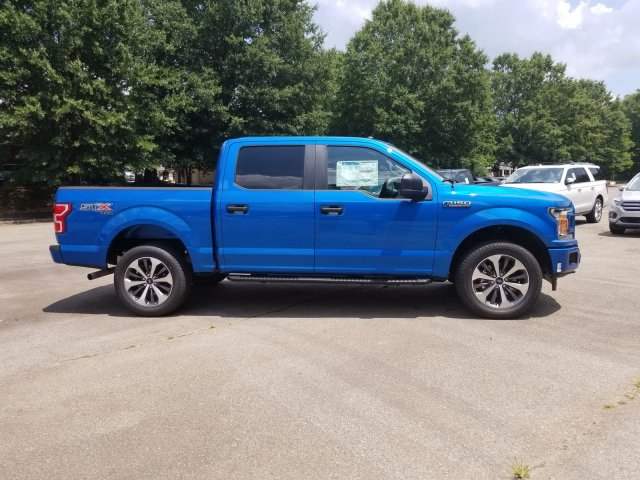 2019 F-150 SuperCrew Cab 4x4,  Pickup #L7355 - photo 8