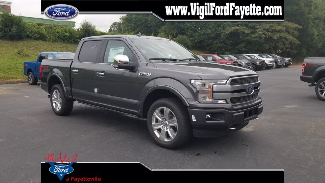 2019 F-150 SuperCrew Cab 4x4,  Pickup #L7358 - photo 1
