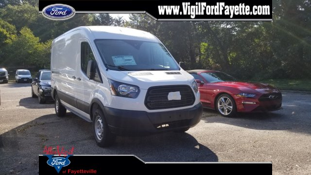 2019 Transit 250 Med Roof 4x2,  Empty Cargo Van #L7412 - photo 1