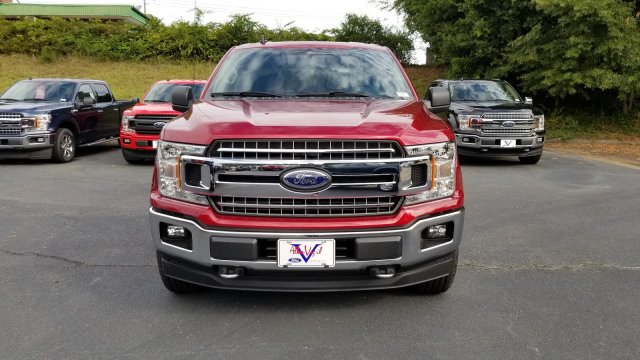 2019 F-150 SuperCrew Cab 4x4,  Pickup #L7423 - photo 3