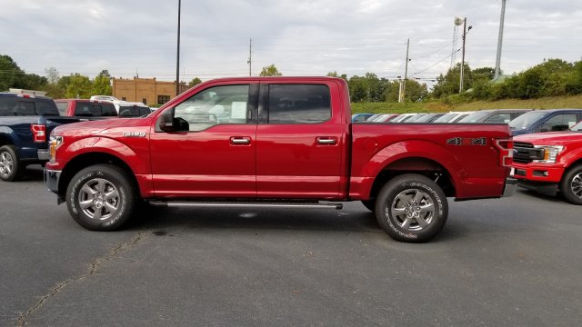 2019 F-150 SuperCrew Cab 4x4,  Pickup #L7423 - photo 5