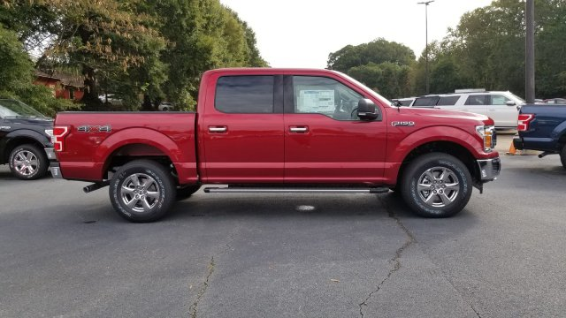 2019 F-150 SuperCrew Cab 4x4,  Pickup #L7423 - photo 8