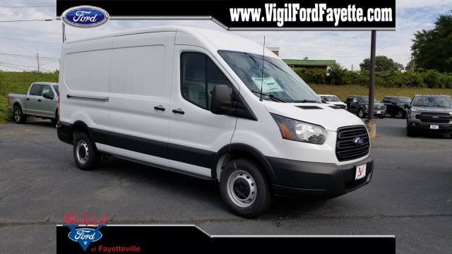 2019 Transit 250 Med Roof 4x2, Empty Cargo Van #L7427 - photo 1