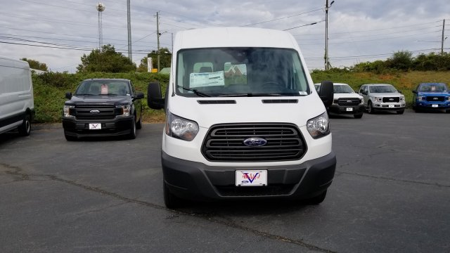 2019 Transit 250 Med Roof 4x2,  Empty Cargo Van #L7427 - photo 3