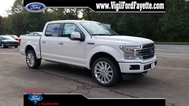 2019 F-150 SuperCrew Cab 4x4, Pickup #L7429 - photo 1